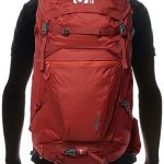 mochila roja 30 litros