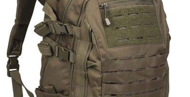 Mochila MIL-TEC US Assault Laser Cut | verde OLIVA | 25 litros