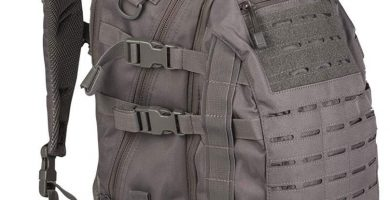 Mochila MIL-TEC US Assault Urban Grey Gris