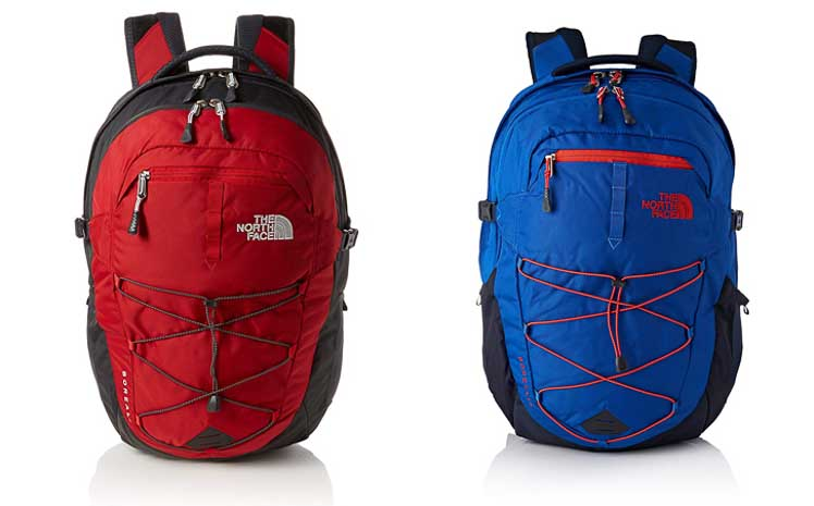 Mochila impermeable the north face borealis 28